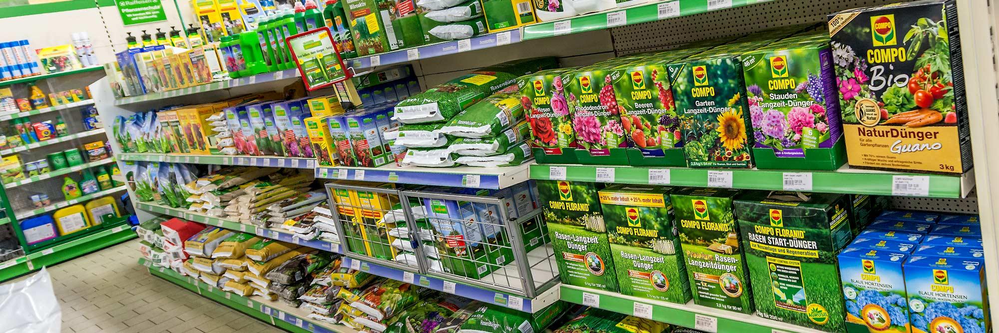 Raiffeisen Markt Ottmarsbocholt Dünger
