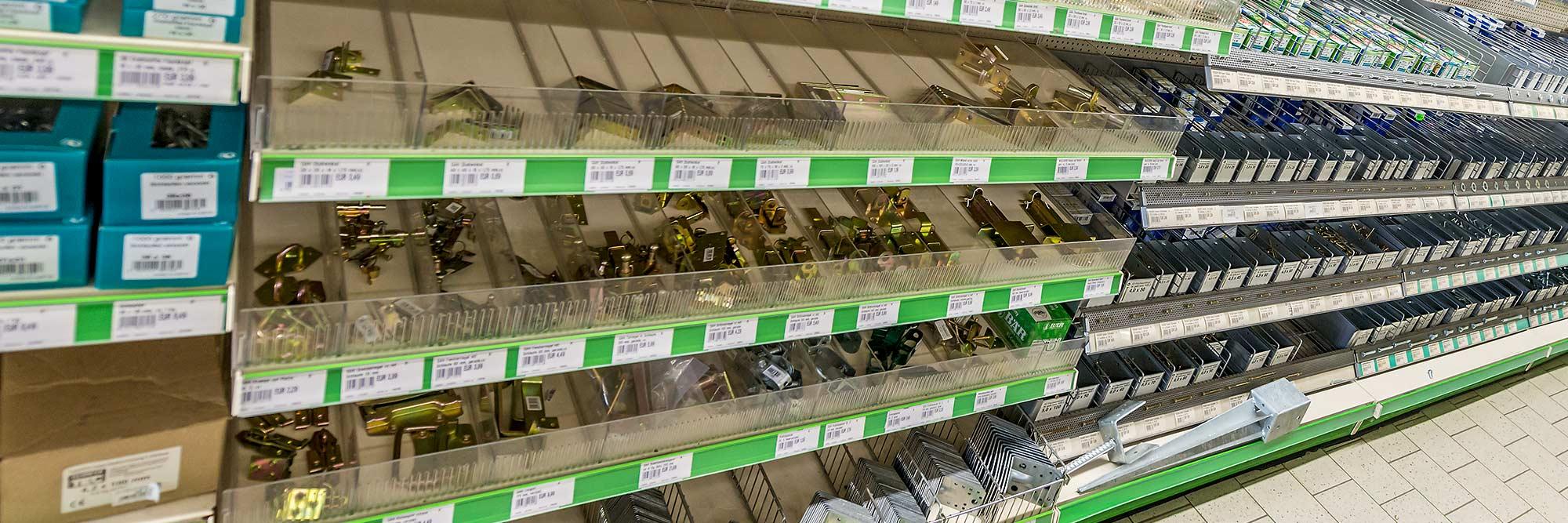 Raiffeisen Markt Ottmarsbocholt Metallwaren