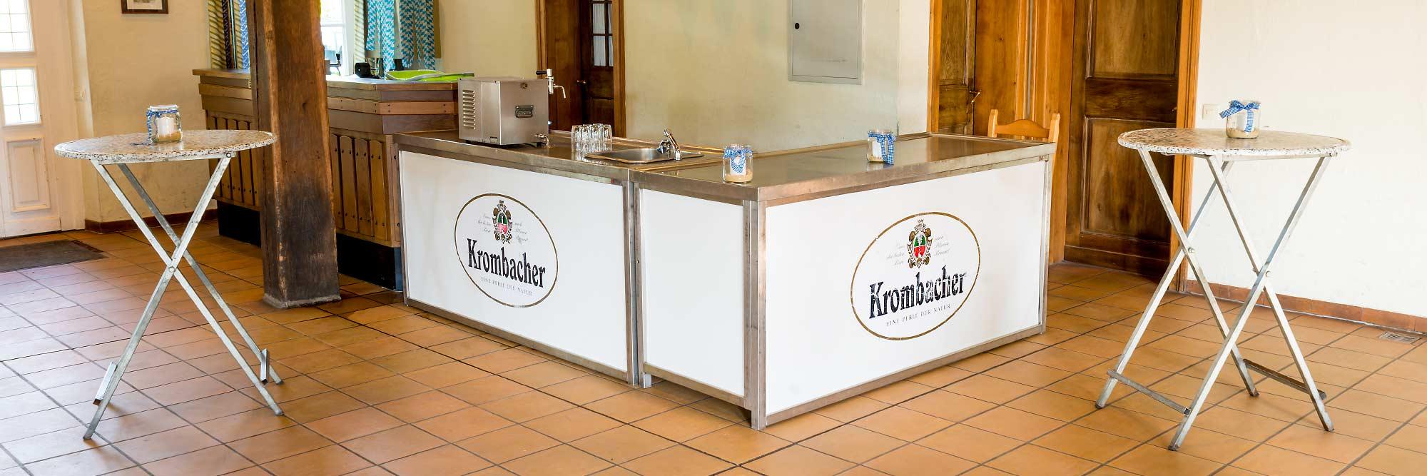Raiffeisen Markt Rinkerode Getränkeservice