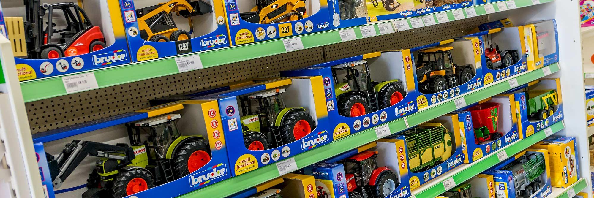 Raiffeisen Markt Ottmarsbocholt Spielzeug