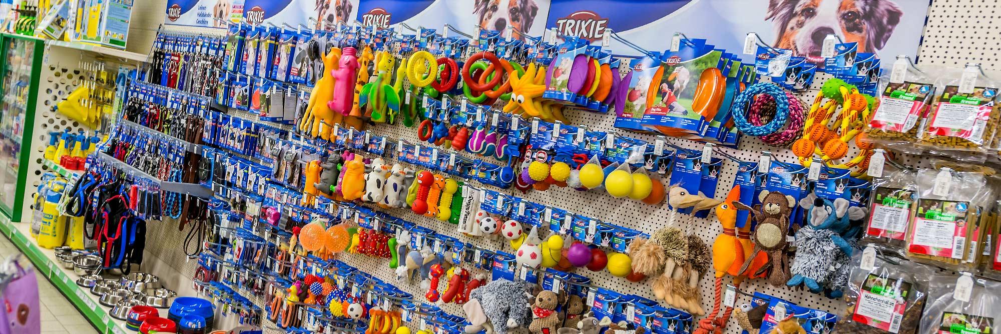 Raiffeisen Markt Ottmarsbocholt Tierspielzeug